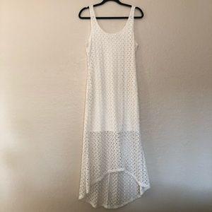 NWOT High Low Maxi Dress